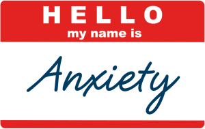 hello anxiety