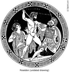 Poseidon πολυβωτης