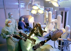 Robots in Surgery _