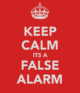 false-alarm