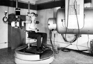 old accelerator