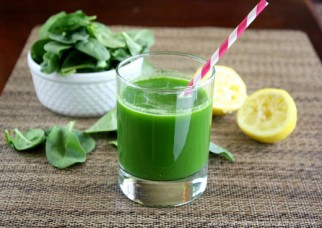 spinach χυμος