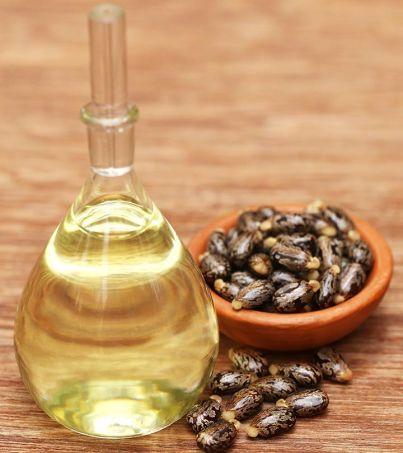 castor oil beens