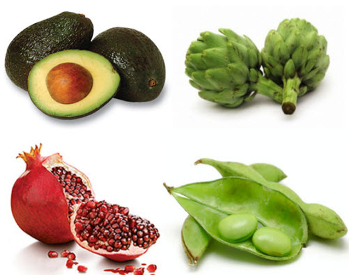 BetaSitosterol foods