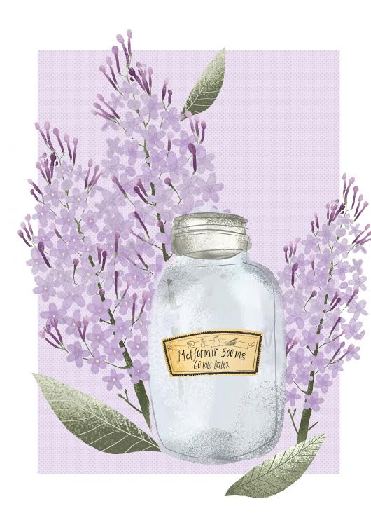 lilac metfo